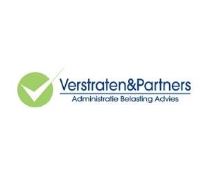 Logo verstraten en partners
